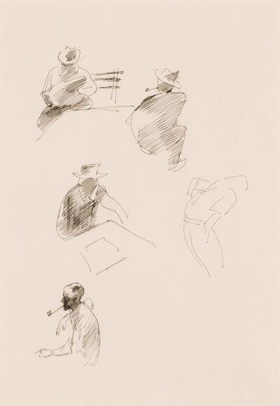 Guy Pène du Bois, 'Untitled'