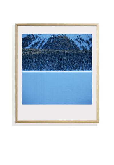 Ti Foster, 'Blue Snow', 2006