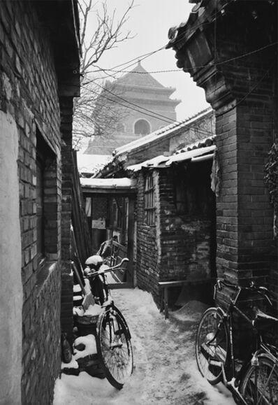 Xu Yong, 'Caocang Hutong', 1989