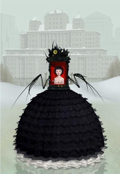 Ray Caesar, 'Blackbird', 2004