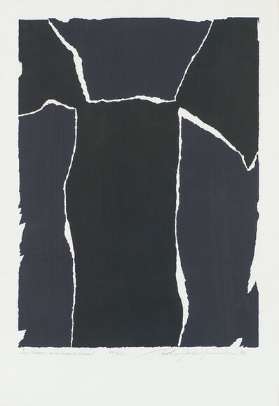 Adja Yunkers, '2nd Dream of the Infanta Isabel II', 1973