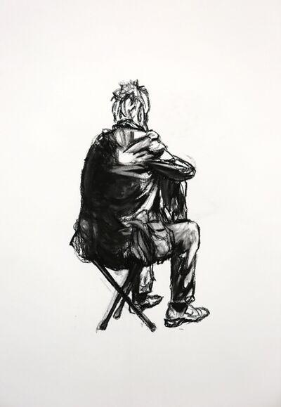 Sean Henry, 'Seated Figure (sketch 3)', 2015