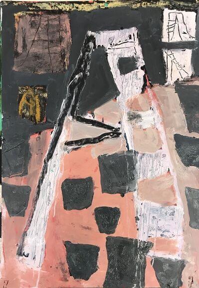 Florence Hutchings, 'Studio Ladder VI', 2019