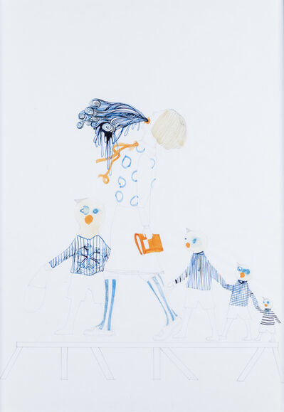 Eva Kotatkova, 'Untitled (from the series Walk to school)', 2008