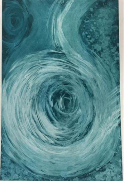 MARGARET MARA, 'Tranquil Turbulence', 2017