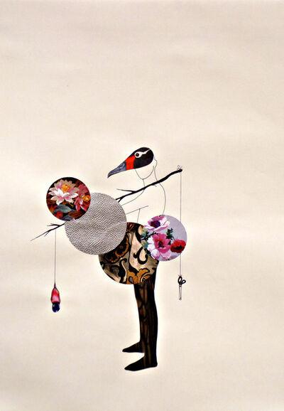 Nino Cais, 'Untitled, Bolas e Cabeças', 2013