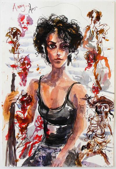 Brad Kahlhamer, 'Anngie, Anngie', 2005