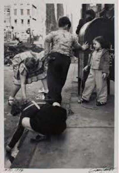 Louis Faurer, 'Four Children', 1947
