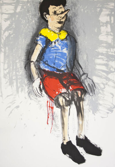 Jim Dine, 'Fragile Boy', 2011