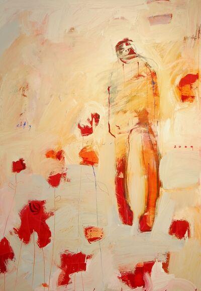 Chris Gwaltney, 'City Street Flowers NYC', 2010