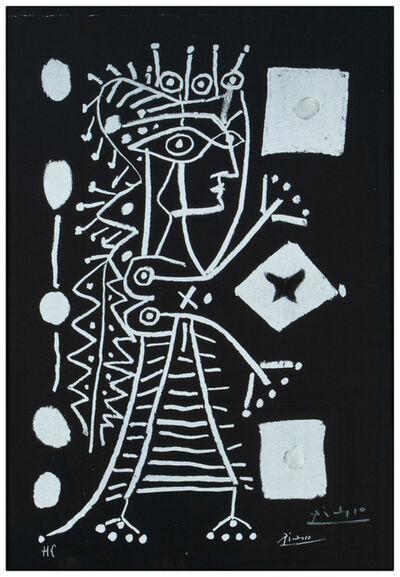 Pablo Picasso, 'Jacqueline', 1958