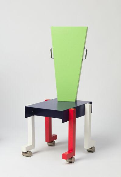 Peter Shire, 'Seggiolino Del Soraz', 2007