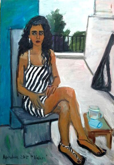 Olga Kundina, 'Valeri', 2015