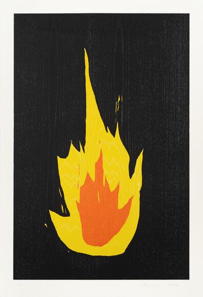 Ragnar Kjartansson, 'Fire 5', 2020