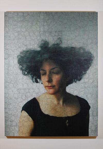Sepideh Salehi, 'Dreamer (Mohr Portrait 5)', 2017