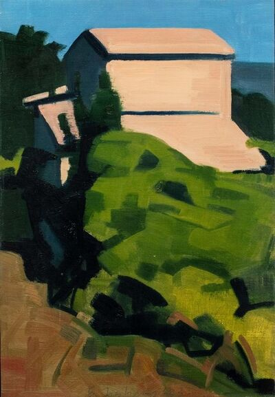 Bernardo Siciliano, 'Triptych - Landscape', 1993