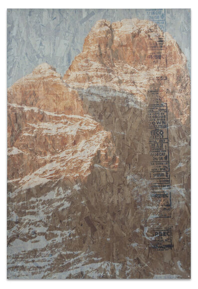 Peter Sutherland, 'This is Patagucci', 2014