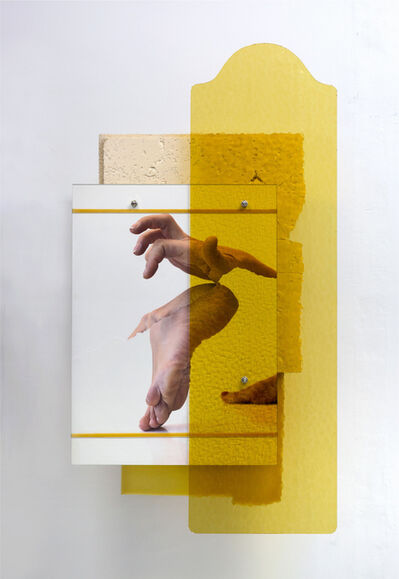 Ixone Sadaba, 'This is not my body', 2018