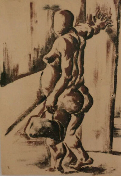 Durant Sihlali, 'Waiting', 1967