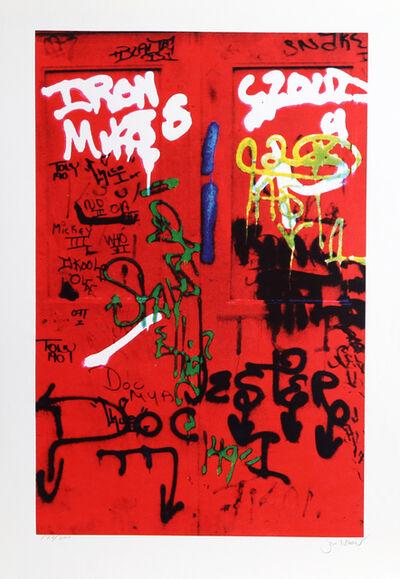 Jon Naar, 'Red Doc from Faith of Graffiti', 1974