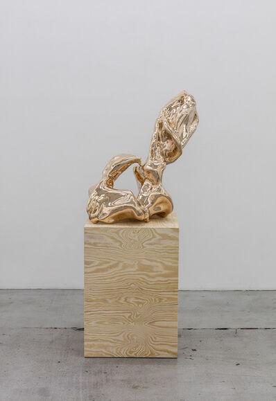 A Kassen, 'Bronze pour XXVI', 2016