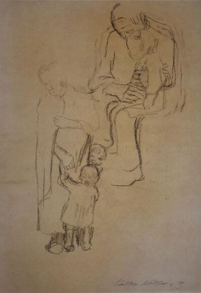 Käthe Kollwitz, 'Women with Children | Frauen mit Kindern', 1908