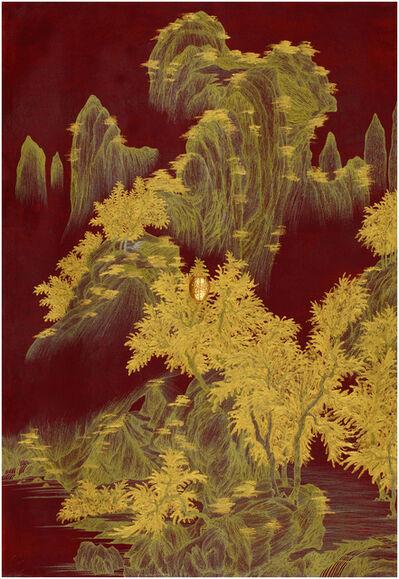 Yao Jui-chung 姚瑞中, 'Brain Landscape II: Autumnal Equinox  ', 2015