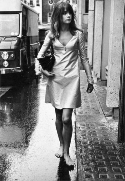 Terry O'Neill, 'Jean Shrimpton, London', Early 1960s