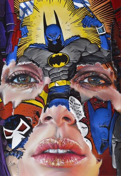 Sandra Chevrier, 'The Cage between Freedom and Captivity (Masterpiece)', 2019