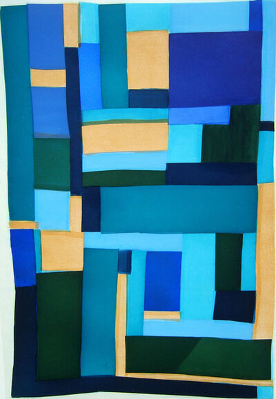 Loretta Bennett, 'BLUES', 2007