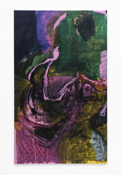 Veronica Madanes, 'Rosa, verde / pink, green', 2019