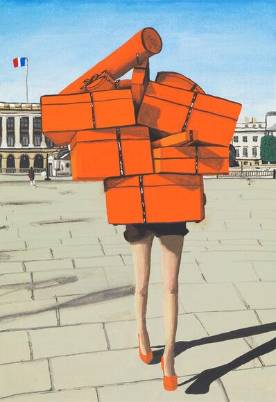 Libby Black, 'Hermes Boxes'