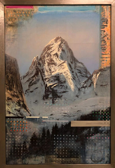 Adam Straus, 'Out of Paradise: Grand Tetons', 2018