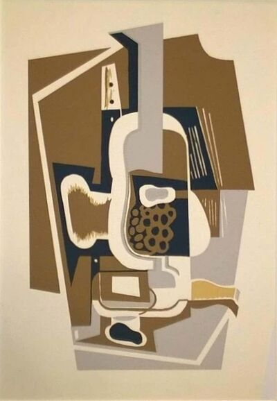 Juan Gris, 'Compotier (After J. Gris)', 1953