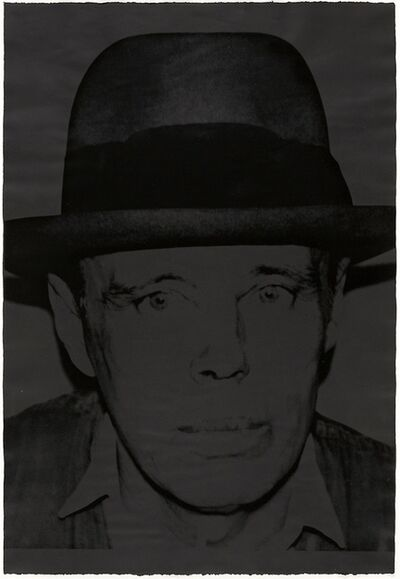 Andy Warhol, 'Joseph Beuys', 1980