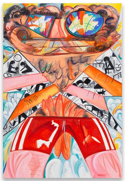 Dana Schutz, 'God 6', 2013