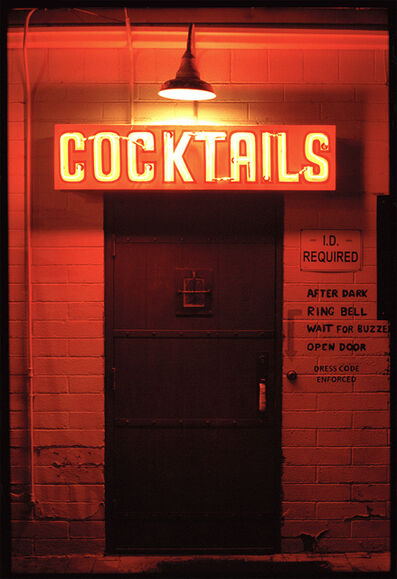 Hunter Barnes, 'Cocktail lounge', 2017