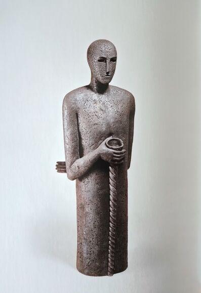 Mimmo Paladino, 'Testimone', 1997