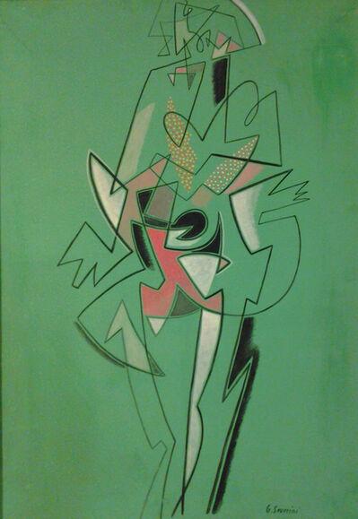 Gino Severini, ''Danseuses''