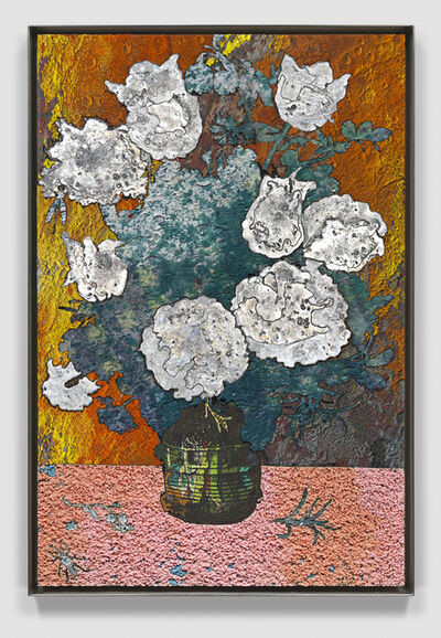 Matthew Day Jackson, 'Ghost Bouquet with a Poem', 2020