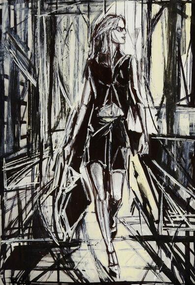 Martin Cohen, 'Street Walker', 2014