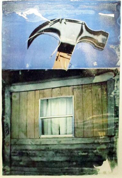 Robert Rauschenberg, 'Tribute 21: Labor', 1994