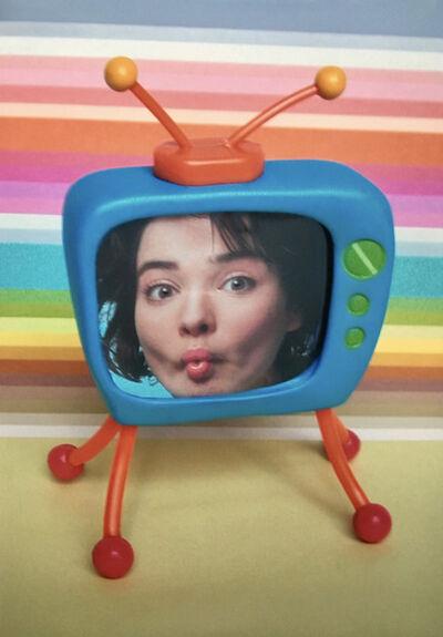 Joan Rabascall, 'Pop Tv.', 1996