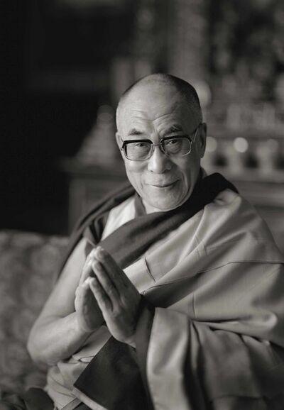 Kenro Izu, 'H.H. Dalai Lama, India ', 2009-printed 2013