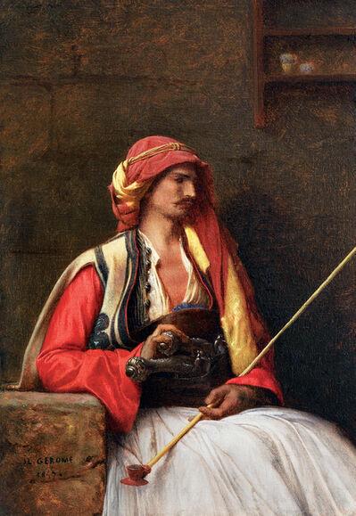 Jean-Léon Gérôme, 'Jeune Grec', 1857