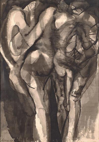 Rico Lebrun, 'Untitled', 1959