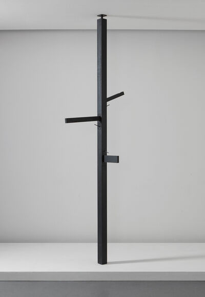 Steven Holl, 'Pole lamp, from Museum Tower, New York', 1986-1987