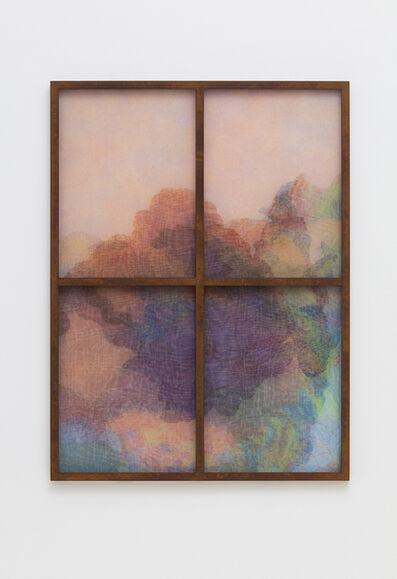 Rosha Yaghmai, 'Window, Book of Kings 2', 2020
