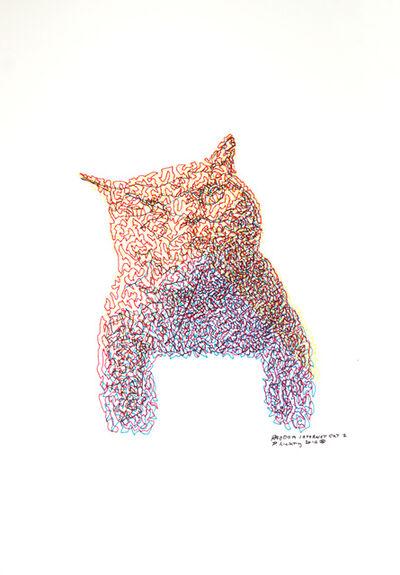 Patrick Lichty, 'RIC: Random Internet Cat #2', 2014