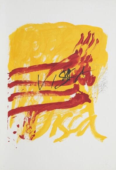 Antoni Tàpies, '7 from Als Mestres de Catalunya', 1974